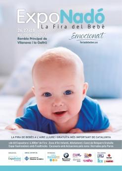 ExpoNadó, la feria de bebés al aire libre más importante de