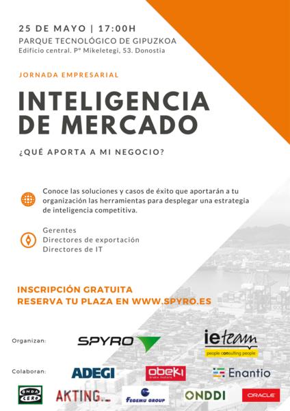 La inteligencia de mercado, el reto de las empresas guipuzcoanas para sobrevivir y crecer