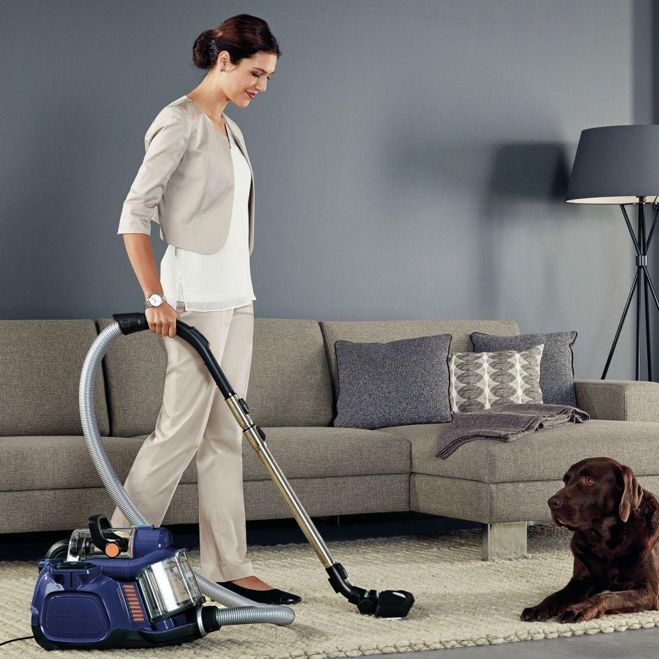 Cuidar la casa y a las mascotas al mismo tiempo
