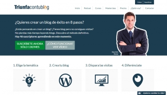 Crear un blog de éxito