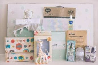 A Star is Born: Caja regalo para bebés original