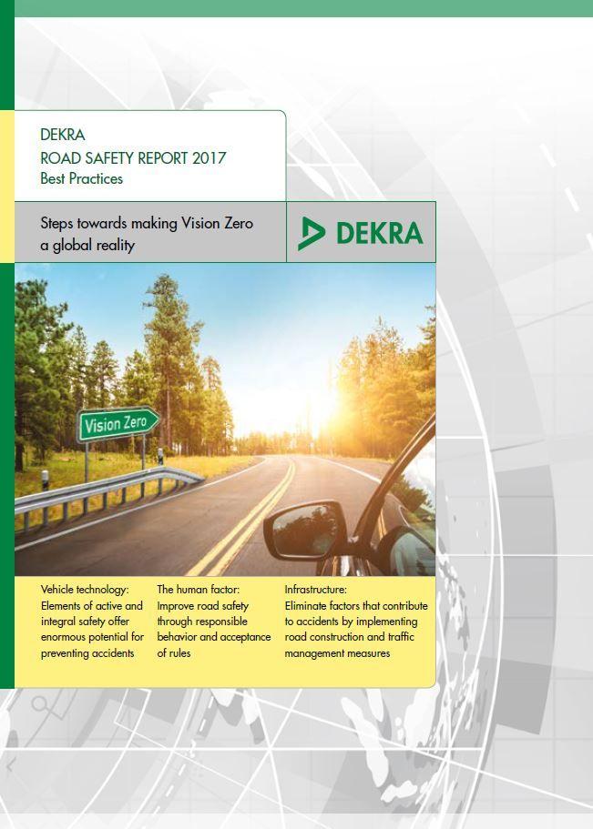 Fotografia DEKRA Road Safety Report 2017