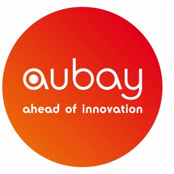 Logo Grupo Aubay