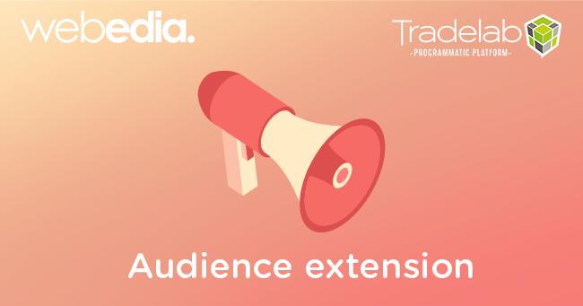 Tradelab activa las mejores audiencias del Grupo Webedia en el conjunto web