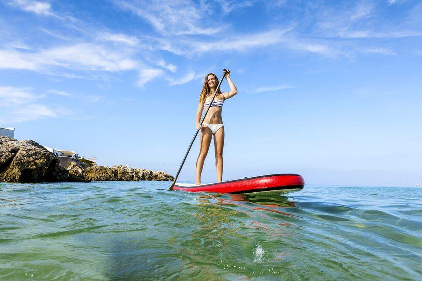 Fotografia Paddle surf