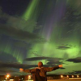 Fotografia Auroras boreales en Islandia