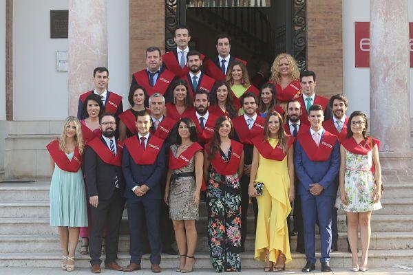 Fotografia Alumnos de ESESA