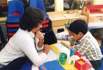 Master pedagogía montessori