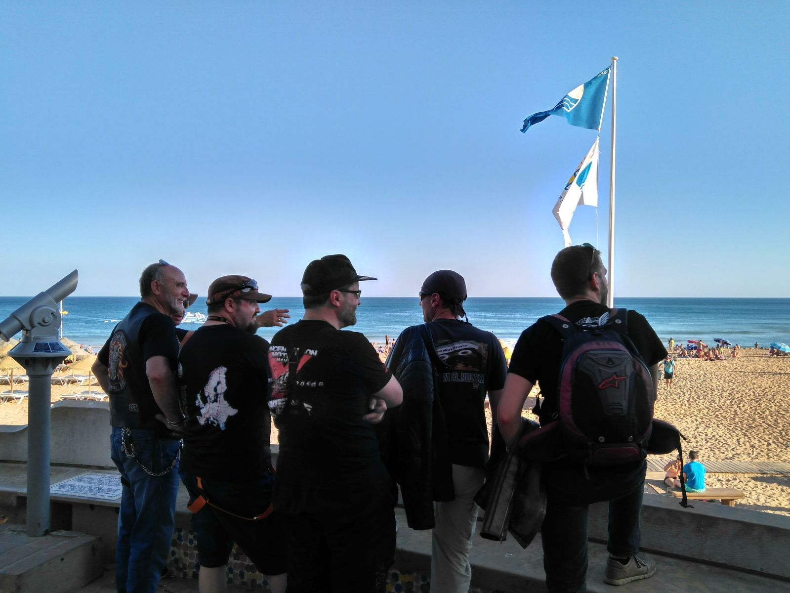 Fotografia Llegada a Faro (Portugal)