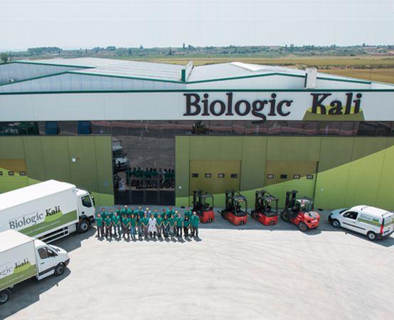 Fotografia Instalaciones de Biologic Kali