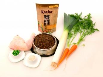 Knatur ingredientes