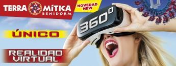 Realidad Virtual 360 Terra Mítica