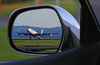 Parking en el aeropuerto de Alicante-Elche