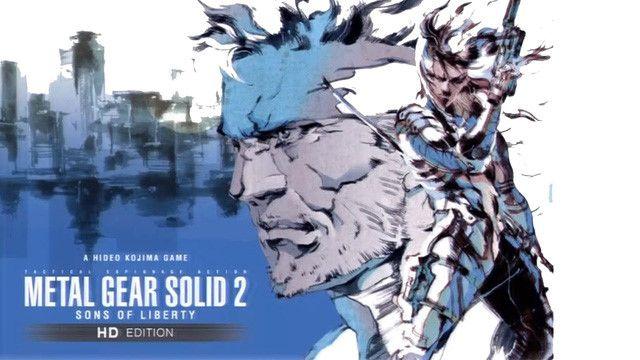 NVIDIA anuncia Metal Gear Solid 2: Sons of Liberty para SHIELD TV