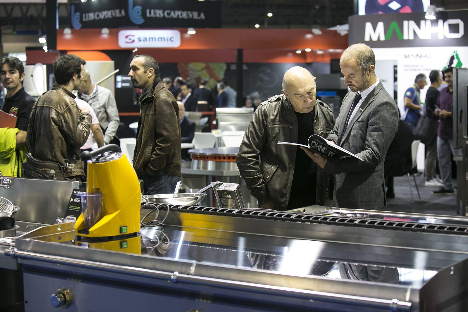maquinaria de hosteler a un sector en alza notas de prensa