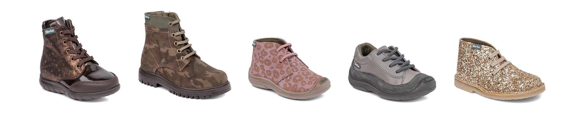 Zapatos infantiles, asignatura de septiembre