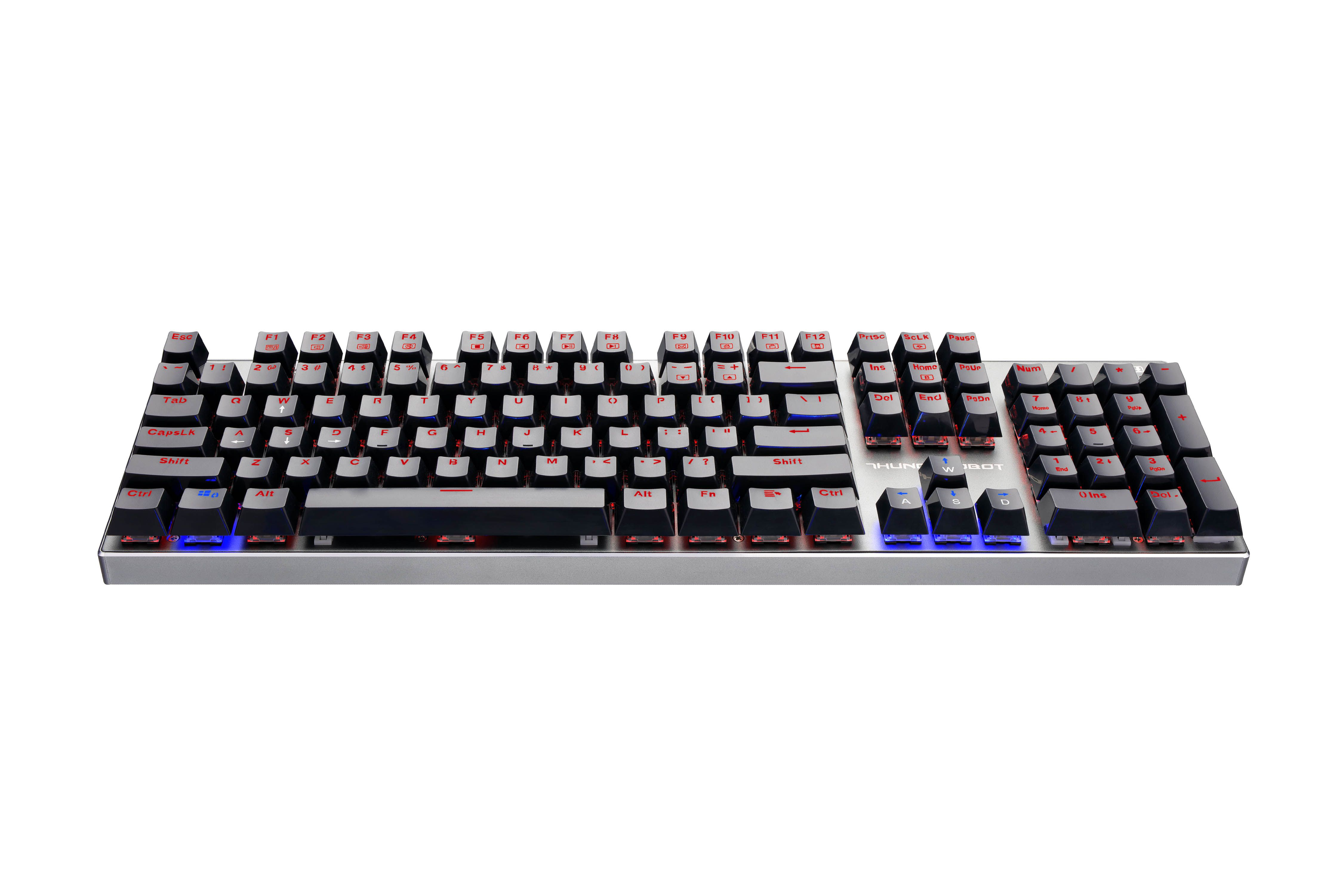 Los punteros teclados de gaming de Thunderobot desembarcan en Europa
