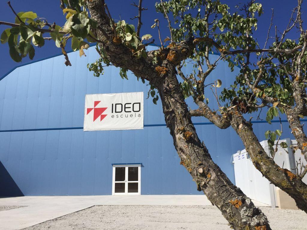 Escuela Ideo se traslada a unas nuevas instalaciones que permiten culminar su modelo educativo