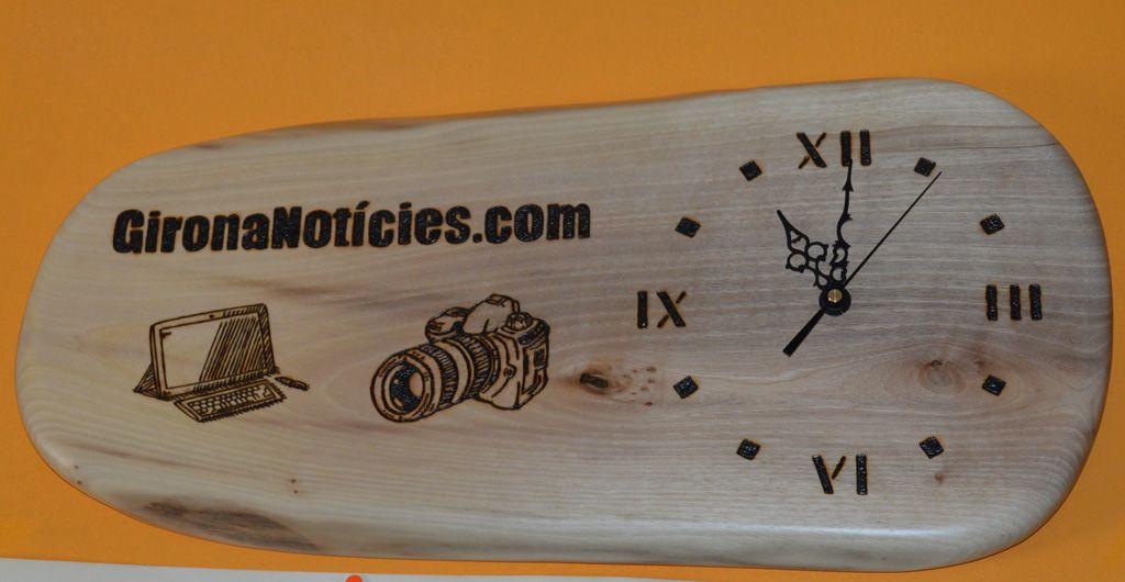 Fotografia Reloj Gironanoticies.com