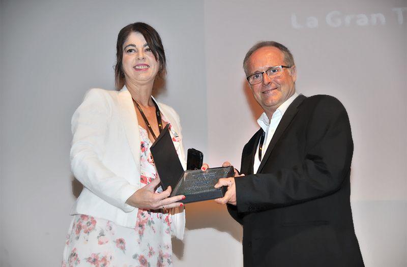 TBS Ágora recibió en el #GENTICDAY17 el 'Award a la empresa TIC del año'