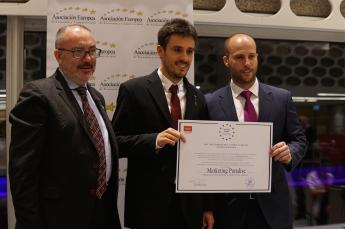 Jorge García y Javier Molero, fundadores de Marketing Paradise