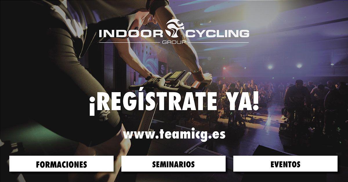 ICG presenta su plataforma de eventos y formaciones de ciclo indoor
