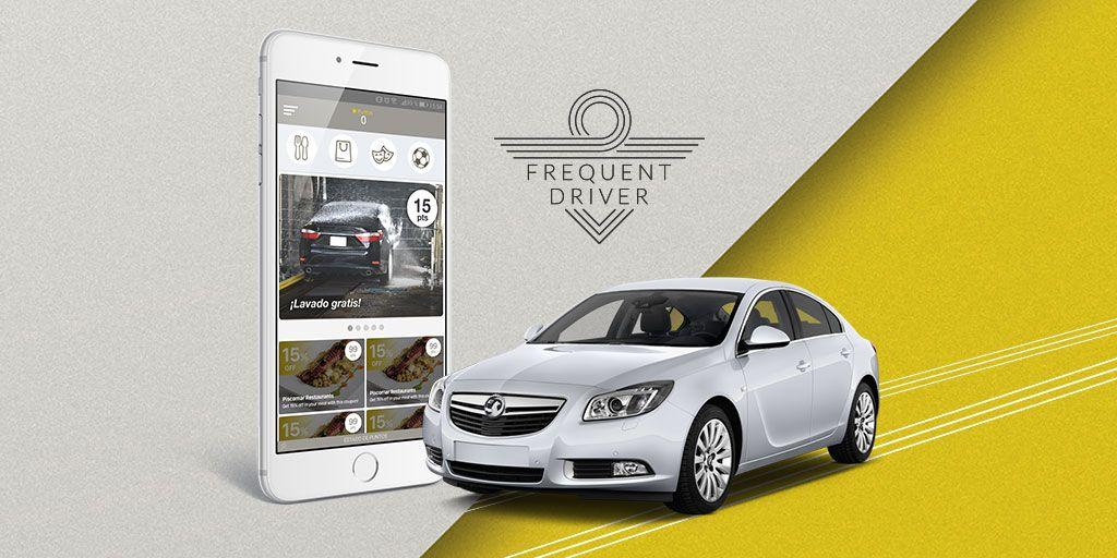 Fotografia Frequent Driver, la aplicación para conductores habituales