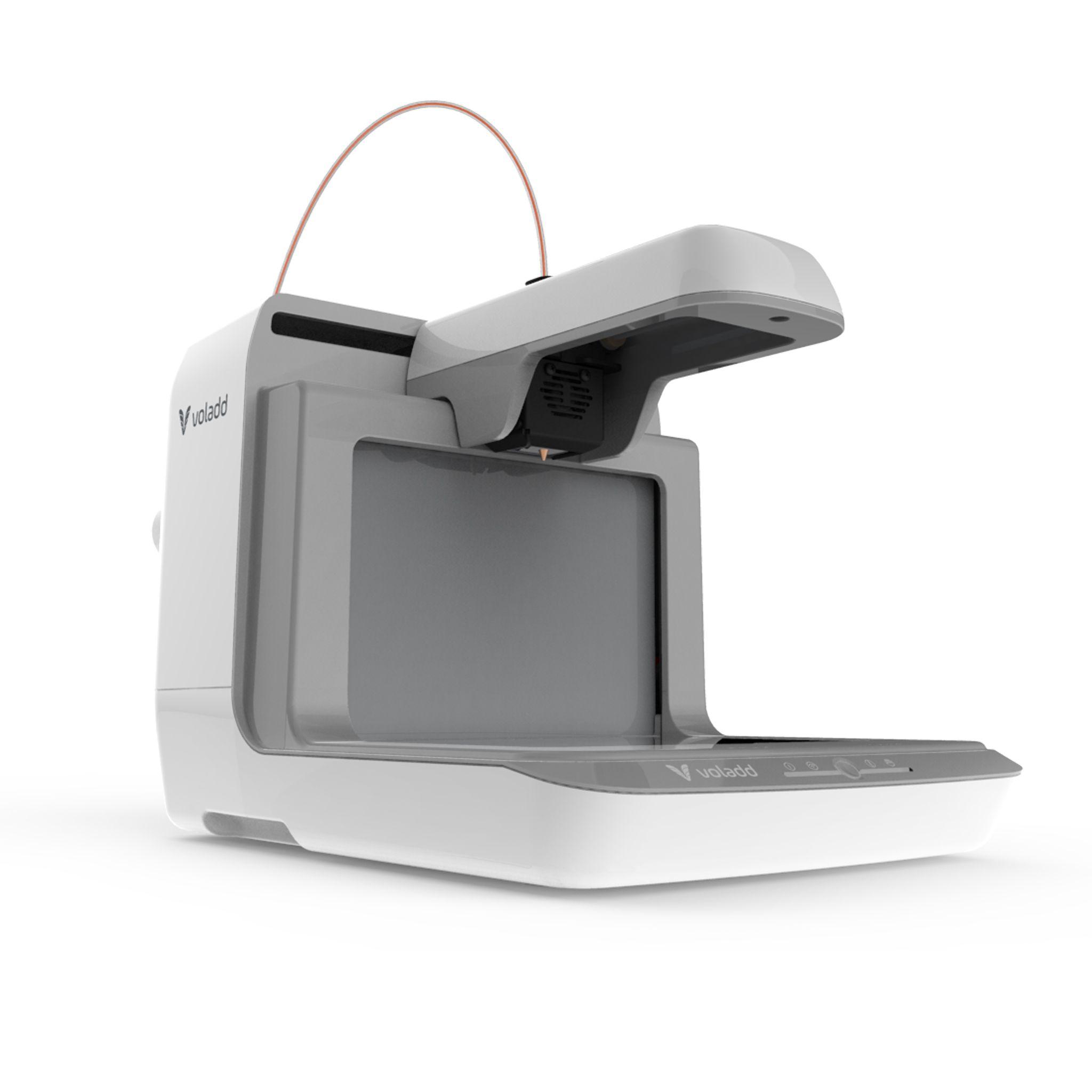 Llega Voladd, la primera impresora 3D con sentido en la vida cotidiana
