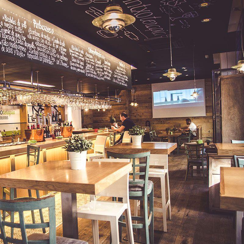 Pintxoterapia abre un nuevo restaurante en el Barrio de Salamanca