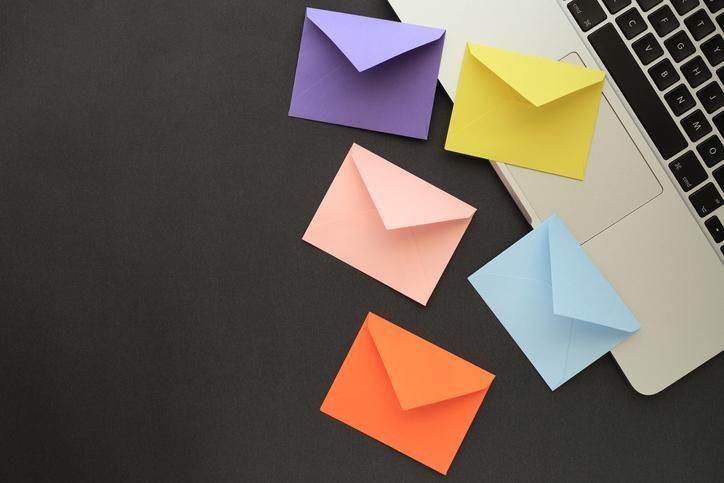 Fotografia email marketing