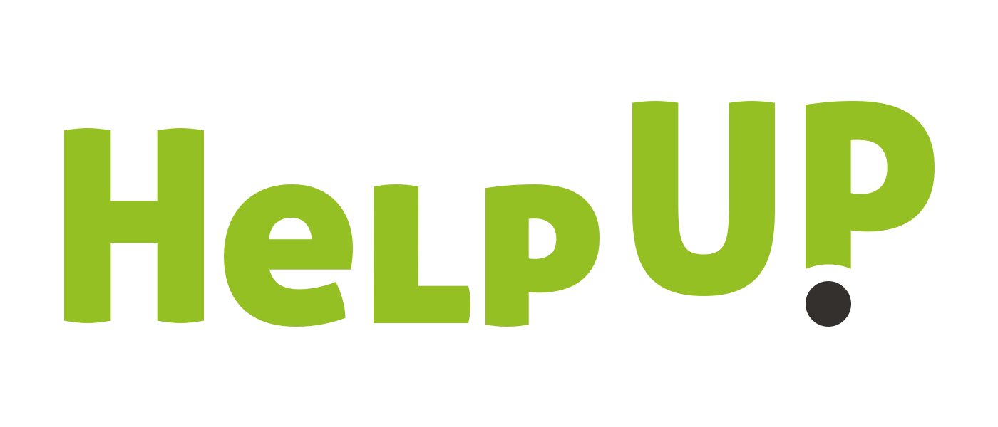 Fotografia Logo HelpUp