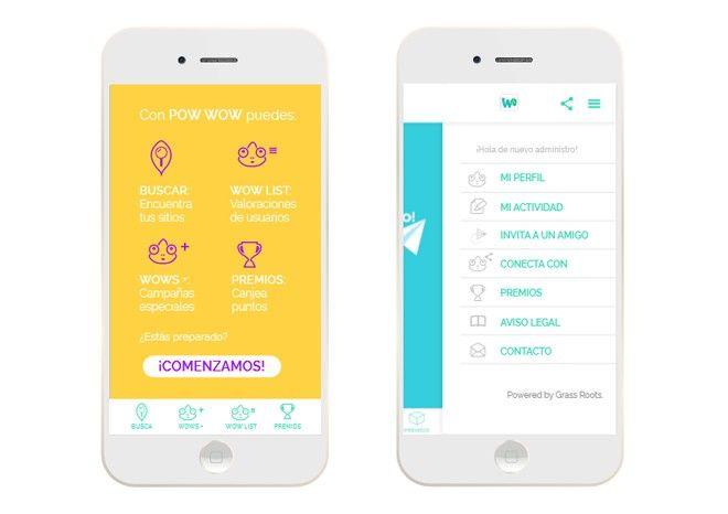Pow Wow, la app que permite escuchar a los clientes