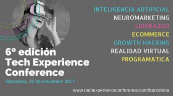 6ª edición Tech Experience Conference