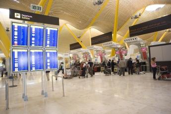 Aeropuerto Adolfo Suárez-Madrid Barajas