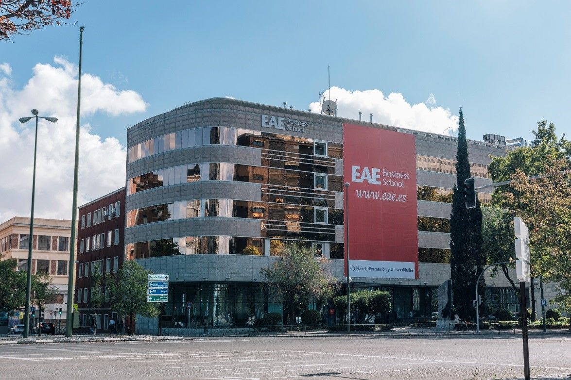 EAE Business School arranca el curso 2017-2018 con nuevo campus en Madrid