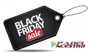 Padel Nuestro se suma al Black Friday 2017