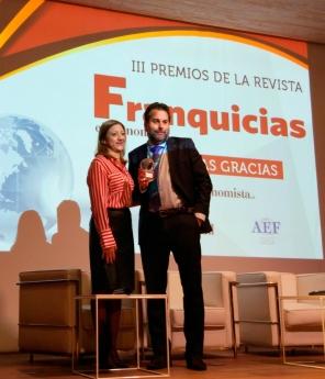 Premio Desarrollo en España de una compañía extranjera