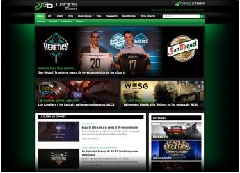 Webedia lanza nuevo portal de eSports