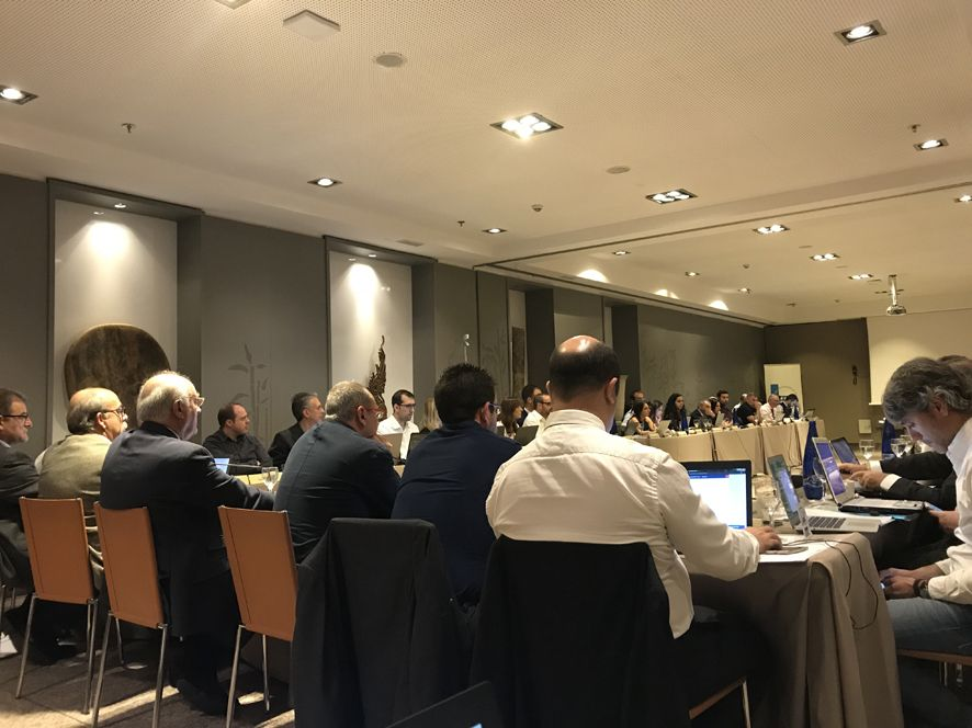 El CGCFE celebra su Asamblea General Ordinaria