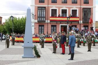 Detalle Homenaje a los Caídos