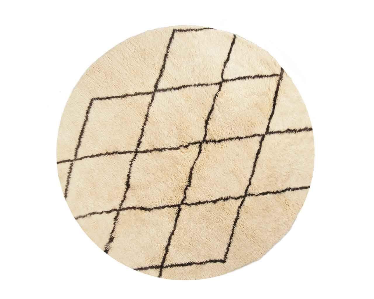 Sukhi moderniza las alfombras bereberes tradicionales