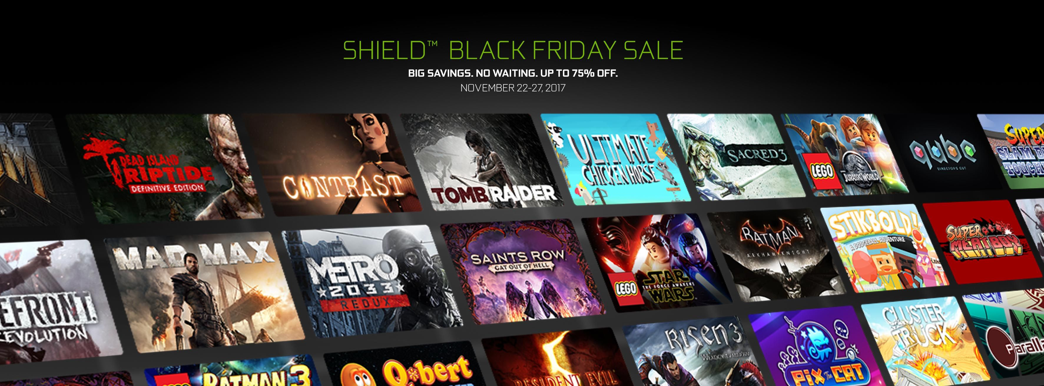 NVIDIA Shield anuncia Metal Gear Solid 3 y la llegada del Black Friday