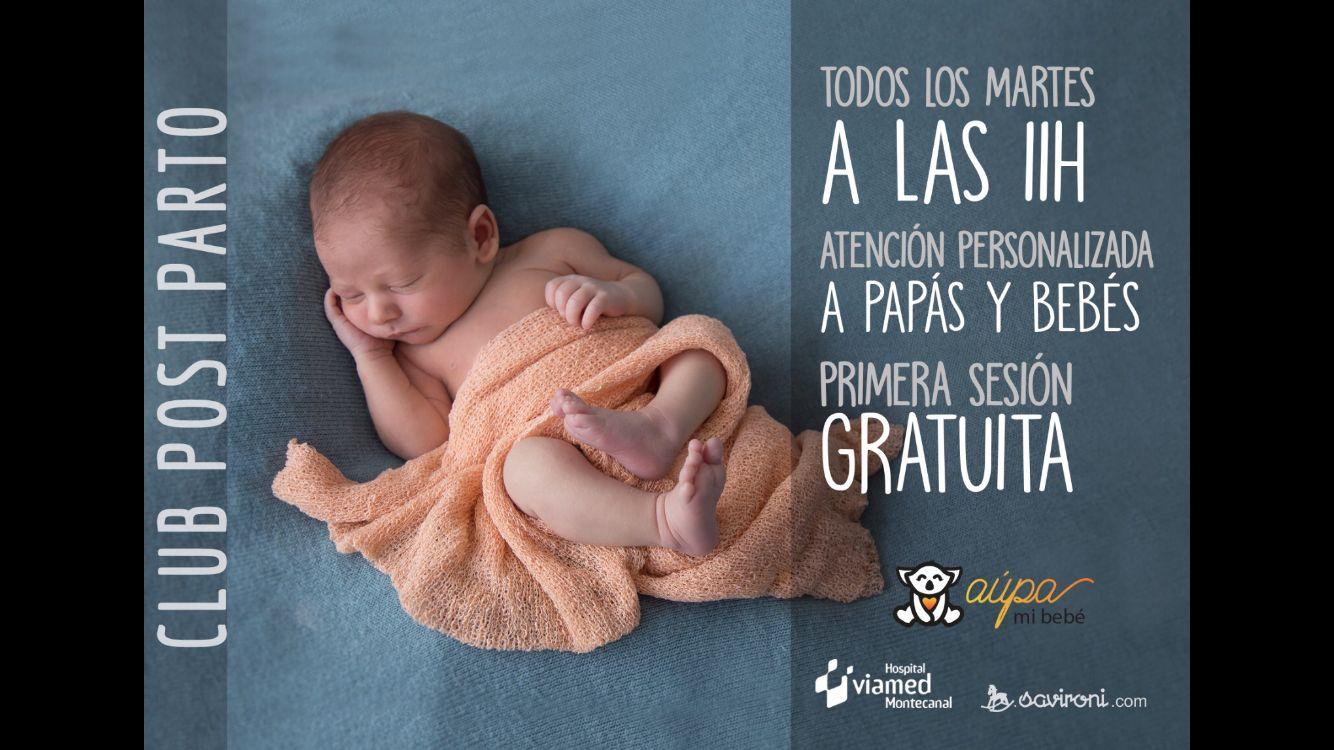 Nace el Club Postparto del Hospital Viamed Montecanal, un espacio para atender las dudas de las familias