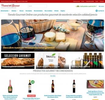 Tienda Gourmet Online con productos gourmet de excelente relación