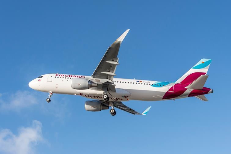 Eurowings ya vuela a EEUU