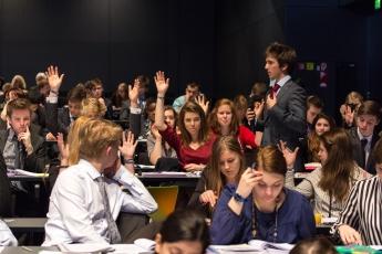 Asamblea General del Parlamento Europeo de los Jóvenes