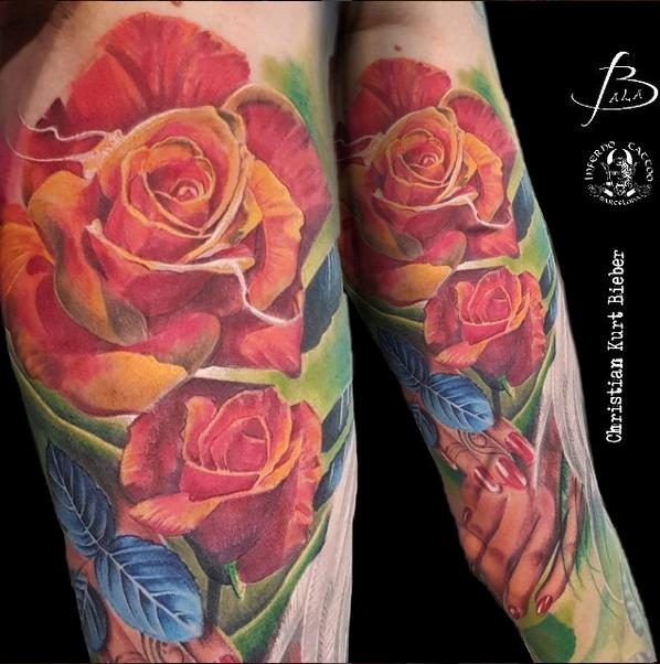 Inferno Tattoo Barcelona vuelve a ganar un premio de tatuaje