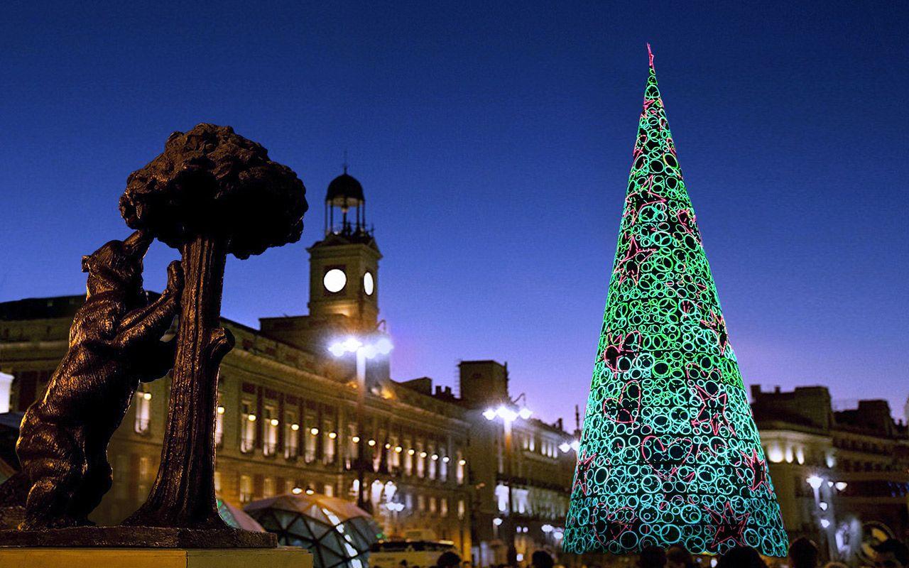 Los mejores planes para hacer turismo en Madrid en Navidad