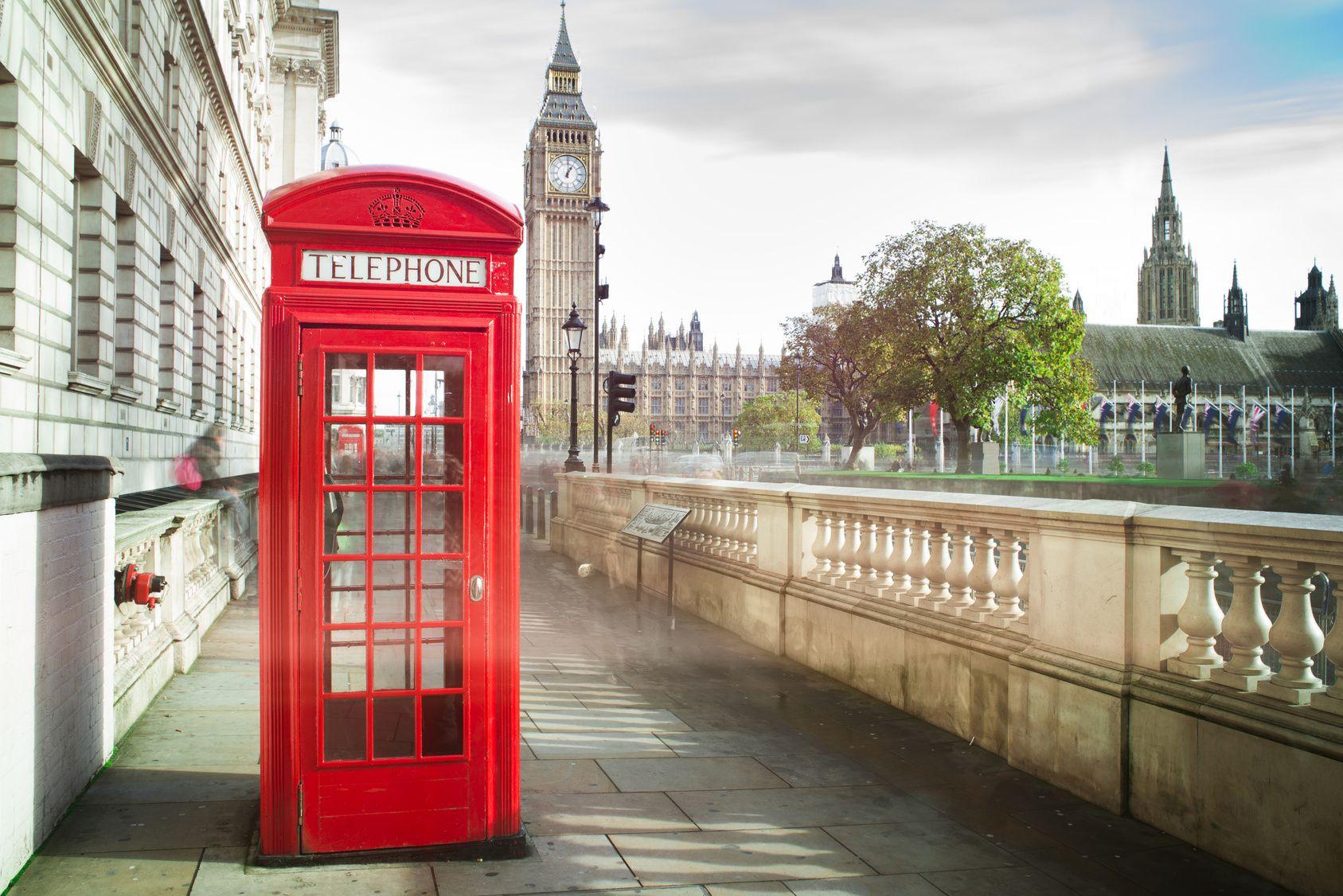 Fotografia Londres