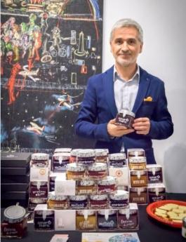 """Lorusso Food en """"Luxury Spain Xmas Market"""""""
